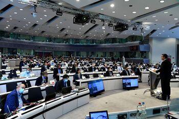 La CE busca salvar el acuerdo norirlandés