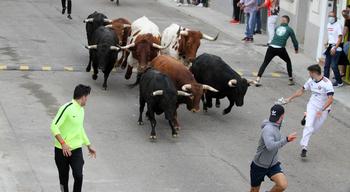 Encierros 'Covid Free' en Villaseca de la Sagra