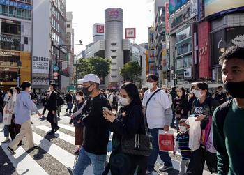 Japón declara una tercera emergencia por COVID en Tokio