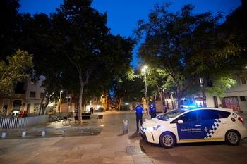 Desalojadas 3.851 personas en botellones en Barcelona