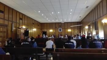 Mantienen la petición de ocho años por tráfico de drogas