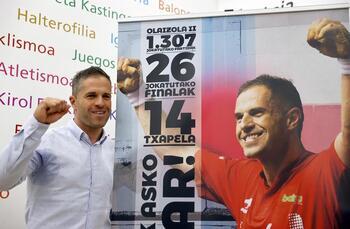 Aimar Olaiozola consigue su última txapela profesional
