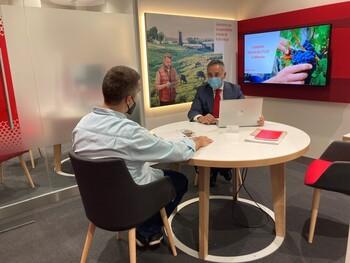 Santander potencia el negocio Agro en sus oficinas bancarias