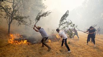 30 millones: primera valoración de los daños del incendio