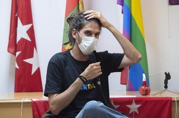 Rodríguez dejará de ser secretario de Organización de Podemos