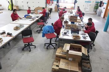 La plantilla de Amiab llegó a los 1.575 empleados en 2020