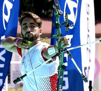 Pablo Acha, rey de Europa y camino de los Juegos Olímpicos
