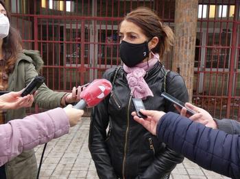 El PSOE, preocupado por el dinero del derribo de la estación