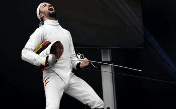 Álvaro Ibáñez, bicampeón de España