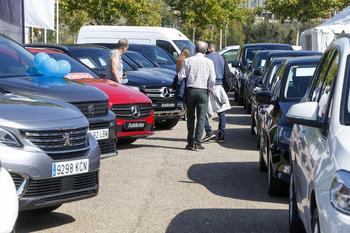 La Feria de Vehículos de Ocasión supera el 30% de ventas