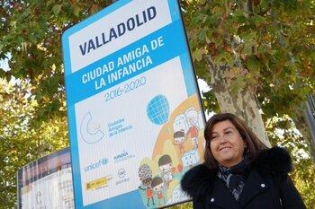 Valladolid renueva su título de Ciudad Amiga de la Infancia