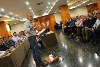 Martínez Chana encabeza la delegación del congreso del PSOE