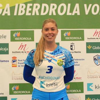 Patricia Rodríguez, en el equipo ideal de la primera jornada