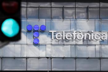 Telefónica logra un 118% de beneficio en el primer trimestre