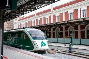Impulso este año de cuatro tramos de la LAV Palencia-Aguilar