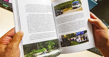 Un libro rememora la travesía integral del río Carrión