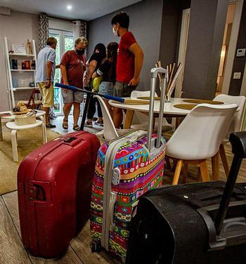 Las viviendas de uso turístico resisten la crisis