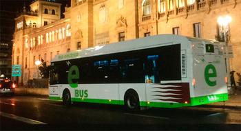Auvasa recupera los autobuses 'búho' desde este viernes