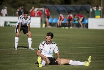Nacho Heras rescata un punto ante el Osasuna B