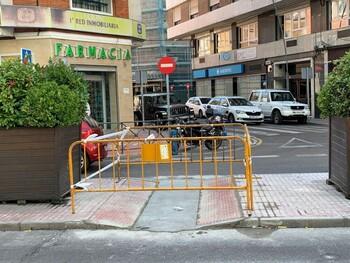 Una solución al encharcamiento de la avenida de Toledo