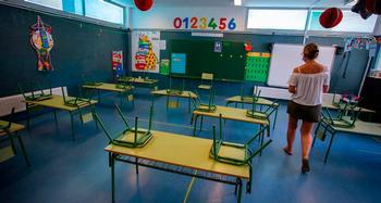 ANPE pide tranquilidad a los docentes