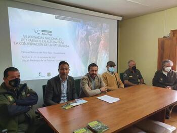 Jornada nacional de agentes medioambientales en Peralejos