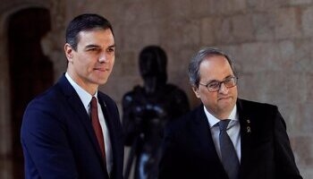 Sánchez reclama autocrítica al independentismo