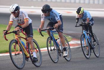 'Quini' triunfa en el circuito Ricardo Tormo