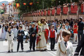 El Corpus se celebrará por segundo año sin procesiones