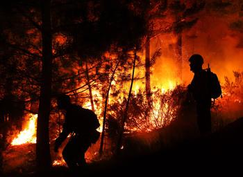 Del 1 de julio al 30 de septiembre, riesgo alto de incendios