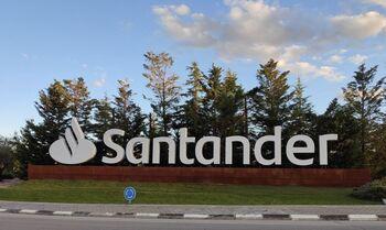 Santander, entre las mejores empresas del mundo para trabajar