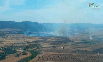 El sur de Ciudad Real, en riesgo muy alto de incendios