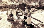 VILLAHÁN: En Villahán rememoran las tardes cangrejeras que luego daban paso a la merienda en las bodegas, con la compañía del buen vino de la localidad . foto:dp