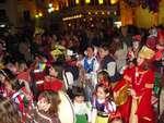 Las comparsas avivan el carnaval en Villarrobledo