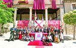 PALENZUELA: Palenzuela ha celebrado este mes por todo lo alto y con lujo de detalles los doscientos años de su primer Ayuntamiento democrático, nacido al amparo de la Constitución de Cádiz, 'la Pepa. Foto: Sara Muniosguren