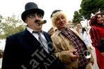 Las mejores imágenes del desfile carnavelesco de La Roda