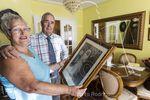 Aurora y Juanjo, cuidadora y enfermo de alzhéimer, nos contaron su maravillosa historia de amor