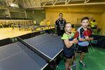 La familia Berzosa es una saga burgalesa dedicada al tenis de mesa que nos deparará grandes éxitos