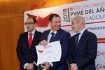 Entrega del premio 'Pyme del Año 2018'
