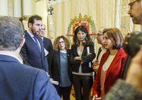 Presentación de los presupuestos del Ayuntamiento de Valladolid