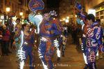 Color y alegría en el desfile de Carnaval de Albacete