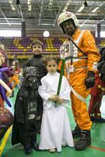 Carnaval infantil Ávila