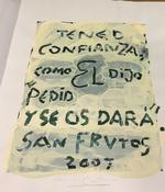 Año 2007. Mariano Carabias.