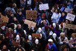 Manifestación del 8M