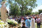 Romería de la Virgen del Carmen en Guardo