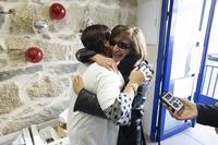 Loteria de Navidad 1er premio en El Barraco
