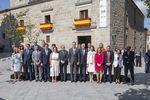 Visita del Rey Felipe VI a Ávila.