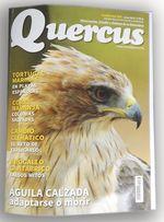 Quercus: Águila calzada, adaptarse o morir