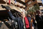 La festividad del patrón de los animales congregó en el Asilo a cientos de albacetenses