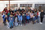 El CBC Valladolid y La Caixa organizan un acto en un colegio público